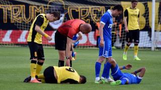 Неделев получил картотека за Лига Европа малко преди крайния срок