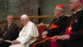Бенедикт XVI: Дълбоко съжалявам за реакцията на мюсюлманите
