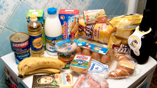 Троян раздава хранителни продукти на над 200 жители