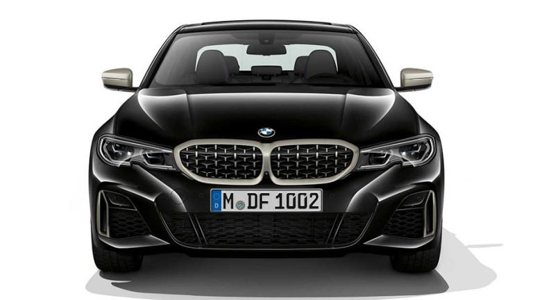 BMW разкри най-мощната версия на своя модел Серия 3 от
