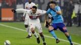 Лион победи Олимпик (Марсилия) с 2:0