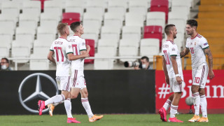 Унгария - спящ футболен гигант, който не буди страх