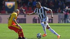 Левият защитник на Ювентус Алекс Сандро ще отсъства поне три седмици