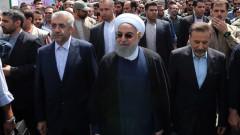 Рoхани: Иран не воюва с никого, но ще се противопостави на натиска