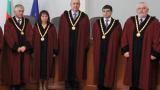 Конституционните съдии си избраха за шеф Борис Велчев