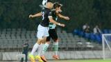 Черно море – Локомотив (Пд) 2:0 (Развой на срещата по минути)
