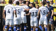 """Пет гола на """"Кероу роуд"""" и първа победа за Лампард във Висшата лига"""