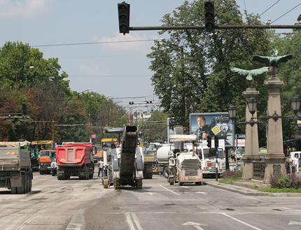 Строители на пътища и магистрали признават, че са в сивия сектор