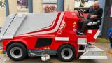 Машина на ток ще подготвя леда за състезанията в България