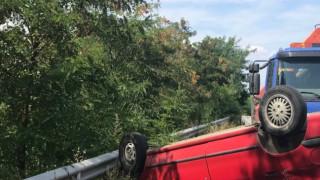 74-годишен загина при катастрофа край Шумен