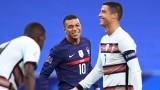 Мбапе с признание към Роналдо