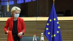 Урсула фон дер Лайен заплаши с действия срещу Полша