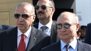 Бруталният съюз Путин-Ердоган - никой не може да разгадае тайната