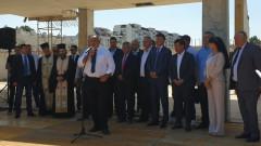"""Ремонтът на """"Колежа"""" започна, премиерът Борисов обеща държавна подкрепа и за клубовете в Пловдив"""