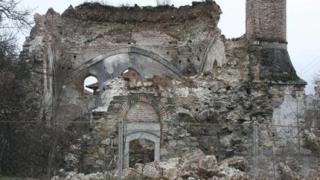 Джамия се срути в Гоце Делчев