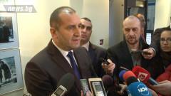 Президентът препоръча на Борисов да слуша по-малко гласовете извън България