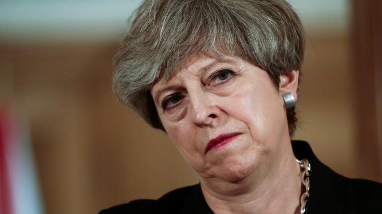 Мей търси помощ от опозицията за плана за Брекзит