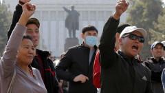 Президентът на Киргизстан бави оставката си до изборите