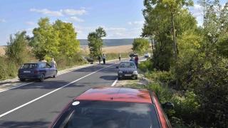 Четирима пострадали при катастрофа на пътя София – Самоков