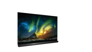 Гледаме северното сияние на OLED телевизори