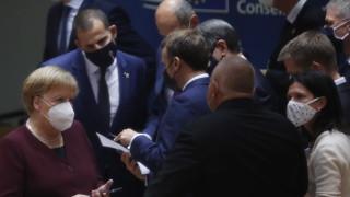 Евролидерите осъдиха провокациите на Турция, но смекчиха тона