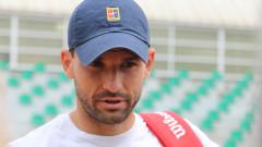 Гришо започва срещу квалификант от Беларус в Женева