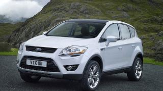 """Форд разкриват новия модел """"Куга"""""""