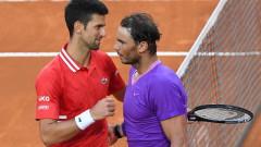 """Надал, Федерер и Джокович в една половина от схемата на """"Ролан Гарос"""""""