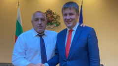 Борисов се похвали в Чехия с нула миграция
