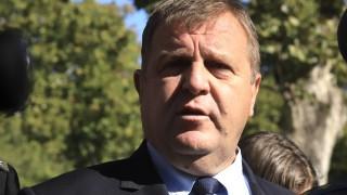 Красимир Каракачанов: Без анекс България да не се съгласява за еврочленство на Македония