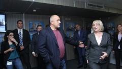 Борисов не подаде оставка, обеща такава, ако изгуби балотажа