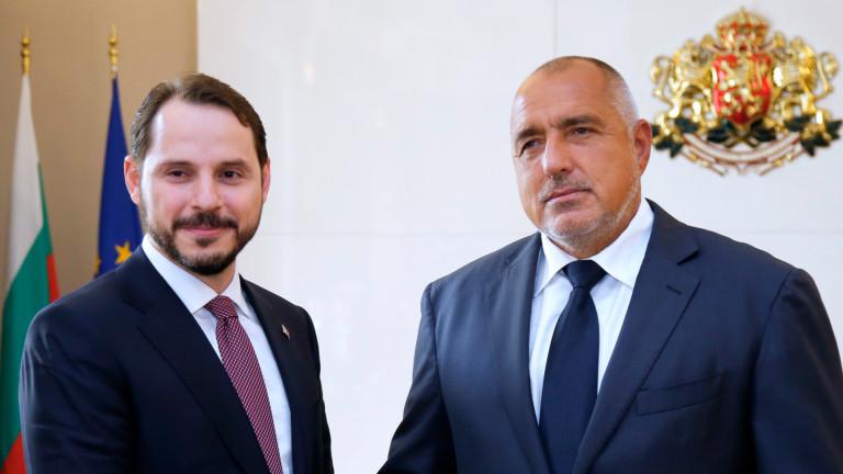 Турция иска да проучи възможностите за изграждане на допълнителни електропреносни