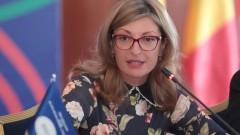 Захариева: ЕС решава през март за преговорите със Скопие и Тирана