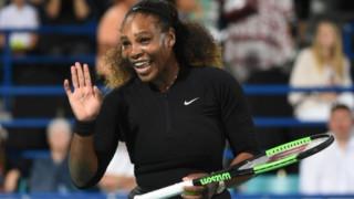 Серина Уилямс изпадна от ранглистата на WTA