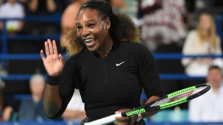 Серина Уилямс отказа участие на Australian Open