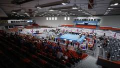 Севда Асенова и Мелис Йонузова на финал на Евро 2018 по бокс