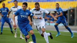 Иван Горанов под въпрос за следващия мач на Левски