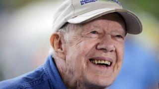 Президентът Картър победи рака