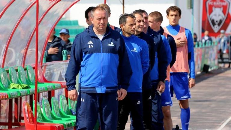 Сега разбрахте ли защо Мъри Стоилов не иска да се връща в Левски?