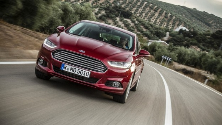 Ford спира моделите Mondeo и Galaxy, залага на кросоувърите