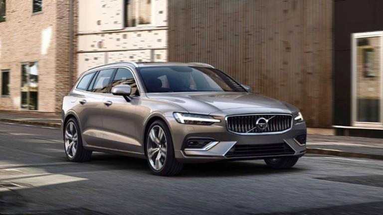 Показаха новото комби Volvo V60 (ВИДЕО)
