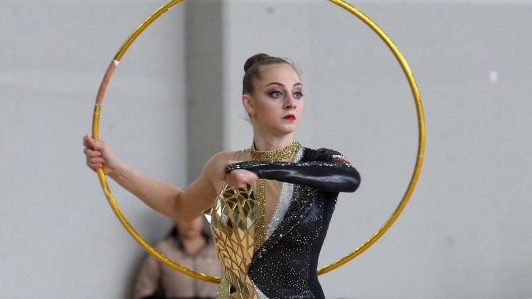 Българската гимнастичка Боряна Калейн сподели, че атмосферата на Световното първенство