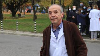 Мангъров нямал планове да влиза в политика, не бил част от АБВ