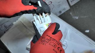 Разбиха канал за контрабандни цигари, спиращ край София