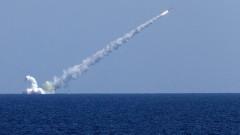 """Русия се похвали с изстралването на ракети """"Булава"""" в Камчатка"""