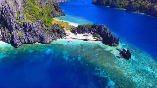 Най-синьото синьо в седем морски дестинации