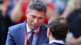 Красимир Балъков: Чакаме да получим шанс за класиране за Евро 2020 през Лигата на нациите