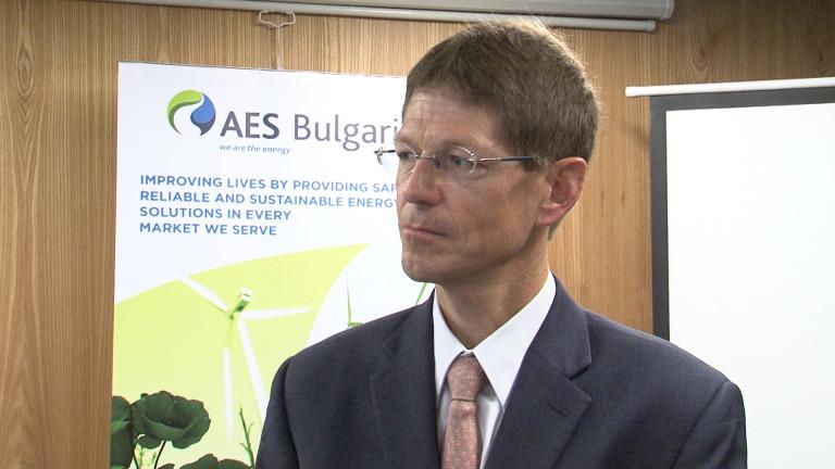Снимка: Нов президент на Американската търговска камара в България