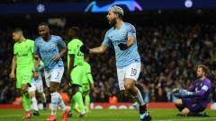 Манчестър Сити разгроми Шалке със 7:0
