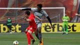 Доминик Малонга е приятно изненадан от българския футбол